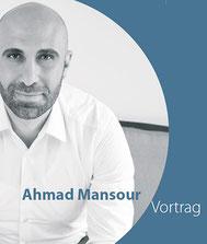 Ahmad Mansour  Bild: ubg/vith