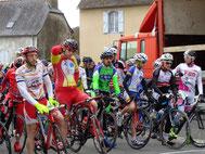 Bénac guidon bayonnais vélo ufolep cyclisme