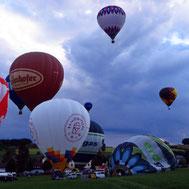 Nacht der Ballone