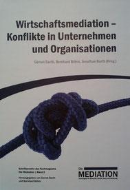 Titelansicht des Buches Wirtschaftsmediation - Konflikte in Unternehmen und Organisationen