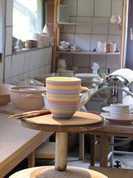 Töpfer Atelier - (Keramik Herstellung)
