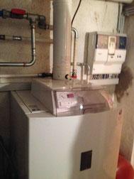 Wärme aus der Gas Therme Heizung oder Brauchwasser Wärmepumpe oder Heizstab elektrisch? Eine Kosten - Frage ? und Effizienz?
