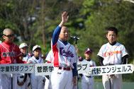 選手宣誓 ・ 桶谷健太郎 選手