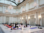 Top 5 yoga places in Berlin