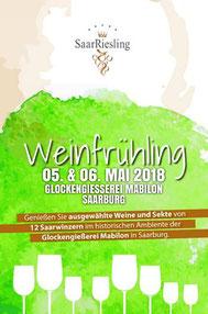 Weinfrühling, Felix Weber, Saarweingut
