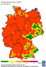 Quelle: Deutscher Wetterdienst
