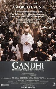Spirituelle Filme - Gandhi