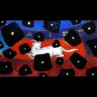Sylvie Lander-zodiaque- peinture