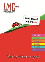 """Je télécharge """" Mon carnet de bord LMC """" - LMC France - Leucemie Myeloide Chronique"""