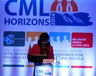 dr hematologist Qian Jiang china leucemie lmc france cml horizons 2014 belgrade beograd serbia advocates network chonic myelloid leukemia