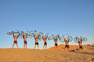 VIDEO DE LA BIKE DESERT TROPHY 2013