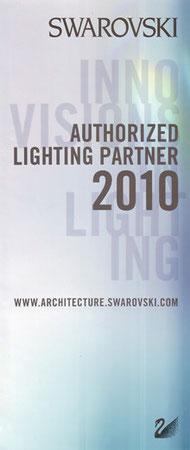 Swarovski authorized lighting-partner-Logo!