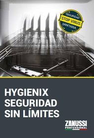 Catálogo Hygienix de Zanussi Professional