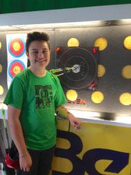 mit dem Elite Archery 35