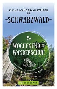 Wochenend und Wanderschuh Schwarzwald