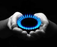 Professionnel fuite de gaz