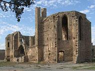 Rovine del Convento carmelitano di Cipro