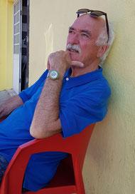 Bernd Thyerlei auf Flores