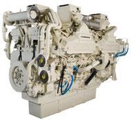 moteur auxiliaire QSK60 MCRS