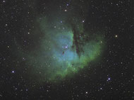 NGC 281   -   Pacmen