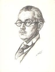 Edmond Jaloux  1930