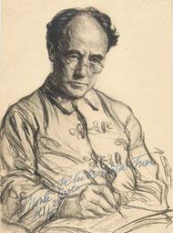 Félix Weintgartner, musicien  1922