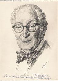 Gustavo Bacarisas peintre sevillan  1960