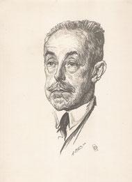Forgue professeur 1930