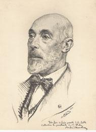 Andre Dauchez  peintre  1934