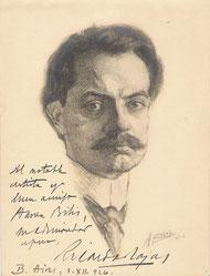 Ricardo Rojas   1916