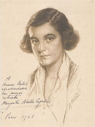 Margarita Caprile 1922