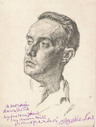 Henry de Montherlant  1923
