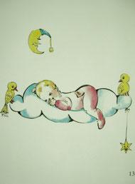 『赤ちゃん誕生』13ページ