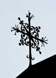 Une autre croix de chevet : église Saint-Maurice de Nouvion-en-Ponthieu