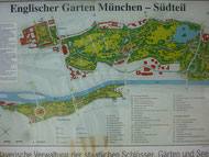 Hofgarten und Englischer Garten