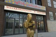 Filmstudio seit Dezember 2009 wiedereröffnet.