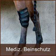 Reitsport Heinier - Linkfoto Medizinischer Beinschutz