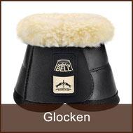 Reitsport Heiniger - Linkfoto Glocken und Ballenschutz