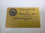 NGHよりこのようなメンバーズカードが届きます