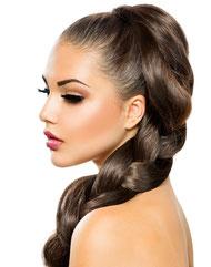 накладная коса, коса из волос, коса на заколке, коса на резинке, натуральная коса, коса из натуральных волос,