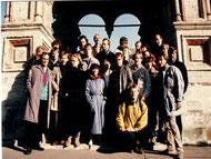 10. - 20. Oktober 1988: Erste Begegnungs- und Versöhnungsreise in die Sowjetunion