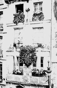 La Maison pour Tous, rue Mouffetard à Paris