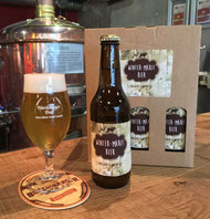 Winter-Märit Mülchi, Bern - Winter Märit-Bier aus der Brauerei Buechibärger Bier