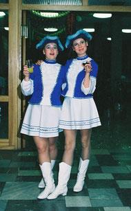 Claudia & Kati