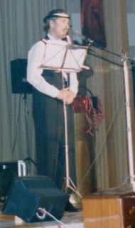 Chef des Protokolls - Claus Peter Ruhmann