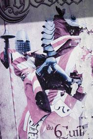 affiche médiévale.