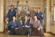 Agosto '09 - Dojo del M. Tanaka ad Osaka