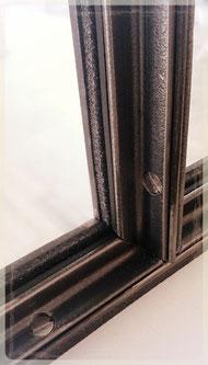 Fabrication de verrière Haussmanienne sur mesure - Métal Bois Design