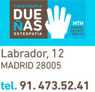 Fisioterapia y Osteopatia en Madrid