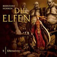 CD Cover Die Elfen - Elfenwinter